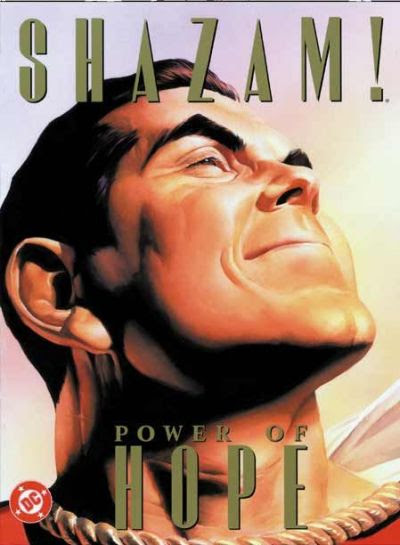 "CAPITAN MARVEL ""SHAZAM - THE POWER OF HOPE"""