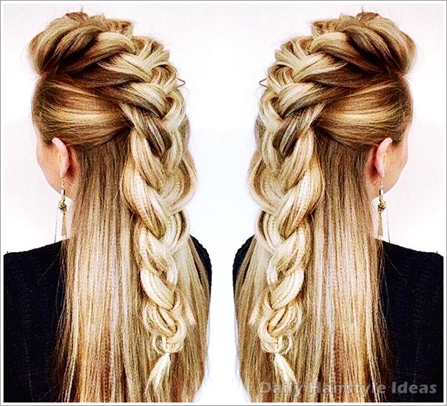 17 Cool Traditional Viking Hairstyles Women Daily Hairstyles Ideas Tips And Tricks