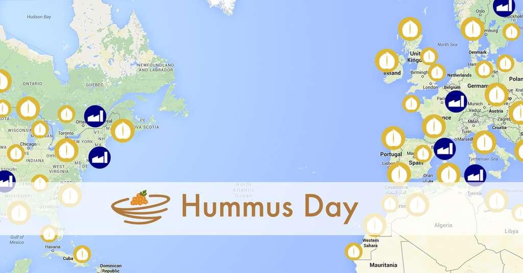 International Hummus Day Wishes Images