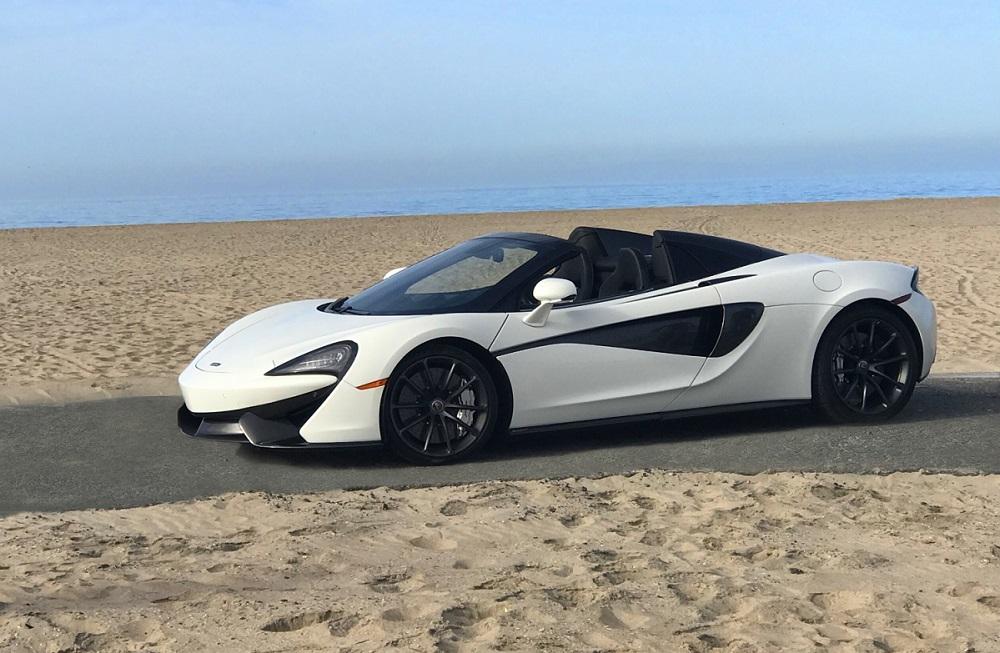 McLaren North America celebrates 5,000th car milestone