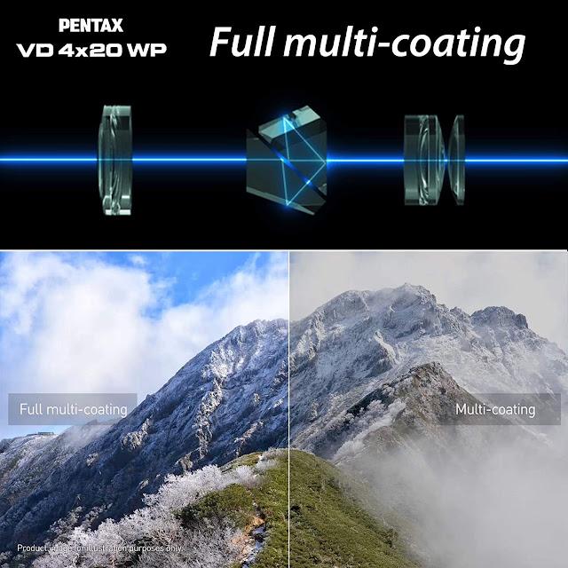PENTAX VD 4x20
