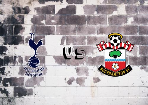 Tottenham Hotspur vs Southampton  Resumen y Partido Completo
