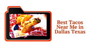 If you're looking for the best closest tacos available in Dallas TX, make sure you check out http://bestclosefood.com