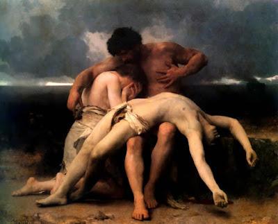 Premier Deuil de William-Adolphe Bouguereau