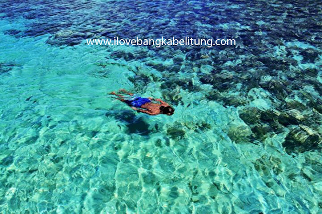 Pulau Lengkuas tanjung pandan belitung propinsi bangka belitung wisata indonesia