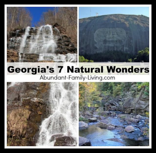 Georgia's 7 Natural Wonders