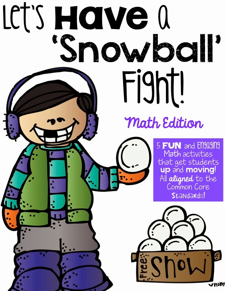 http://www.teacherspayteachers.com/Product/Lets-Have-a-Snowball-Fight-Math-Edition-1044109