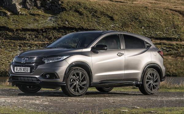 Honda HR-V: produção encerrada e retirada do site inglês