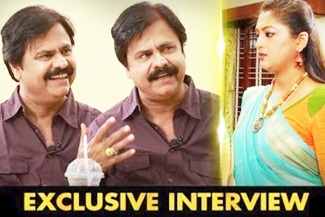 Serial Actor Ganesh Interview | Anniyar