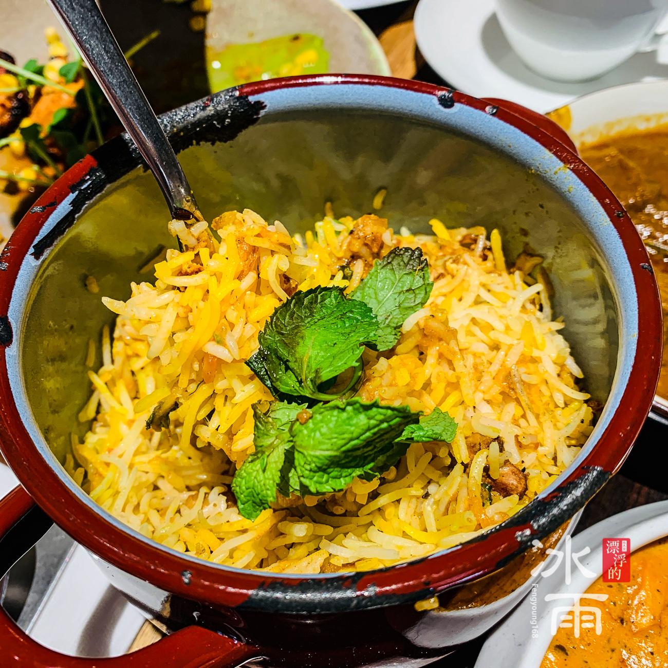 香料屋印度料理 蔬菜香飯