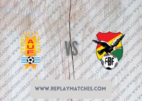 Uruguay vs Bolivia -Highlights 06 September 2021