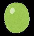 フルーツのマーク(マスカット)