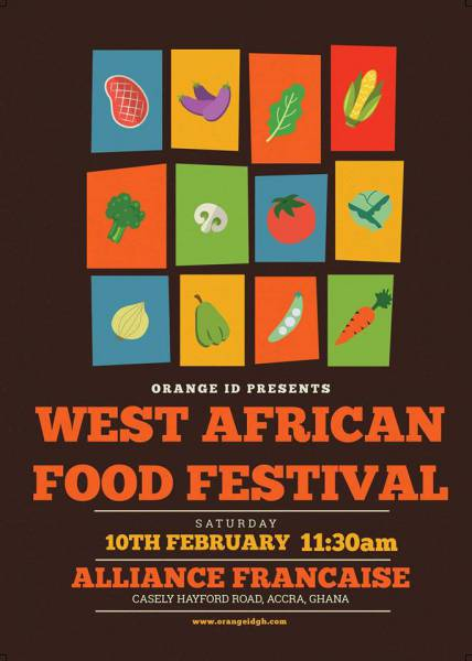 West African Food Fest slated for This Saturday