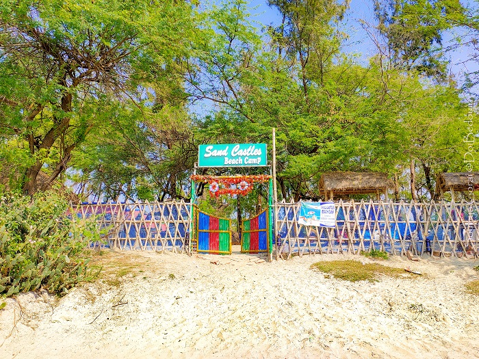 Sand Castles Beach Camp @doibedouin