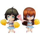 Nendoroid Steins;Gate Kurisu Makise & Mayuri Shiina (#197) Figure