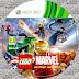 Label LEGO Marvel Super Heroes Xbox 360