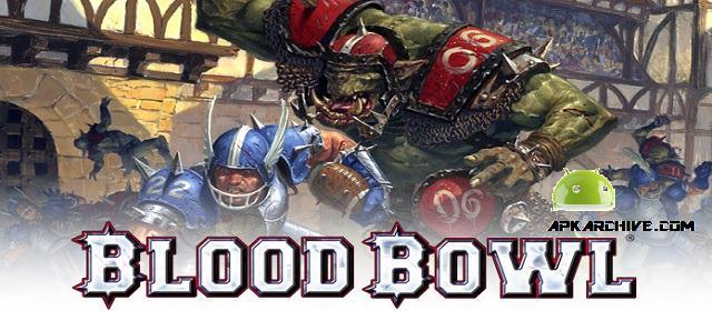 Blood Bowl Android Strateji Oyunu apk indir