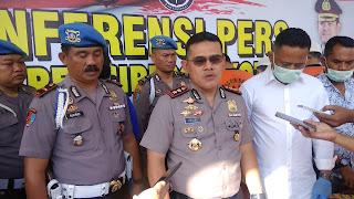 Pengembangan Kasus DAK, Polres Cirebon Kota Amankan Dua Tersangka