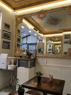 Lovely café near Centre Pompidou