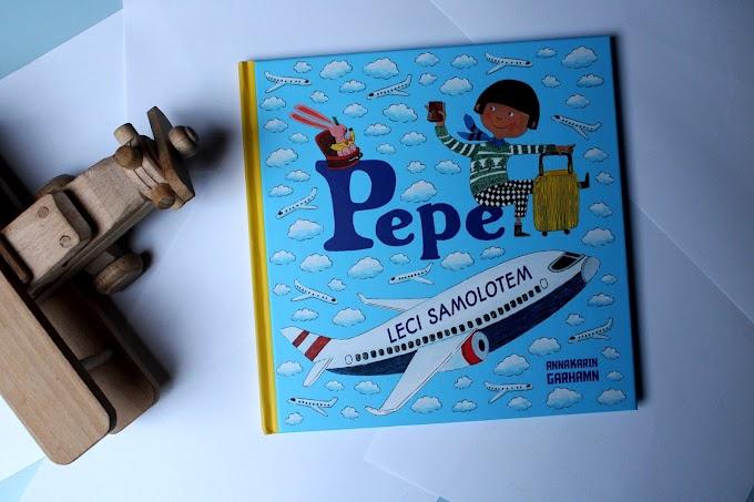 #139 PEPE LECI SAMOLOTEM
