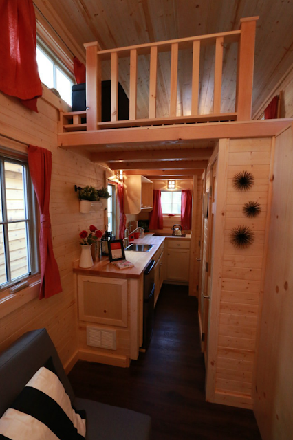 Rose Tiny Home in Verde Valley