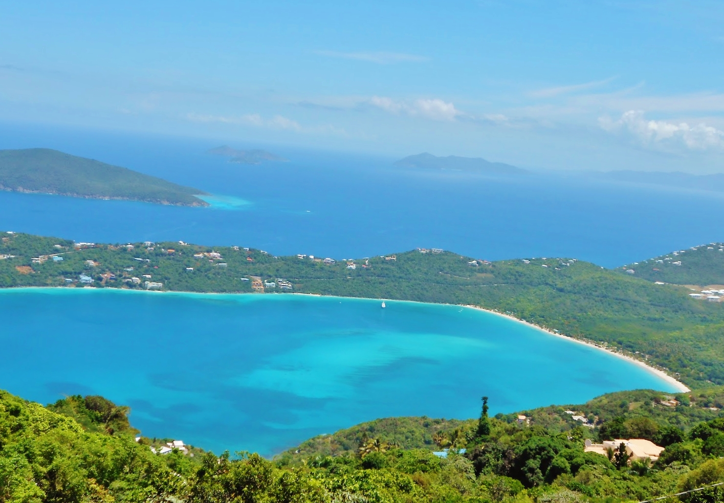Day Vacation Us Virgin Island