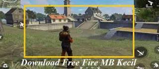 Download Free Fire dengan Size MB Kecil