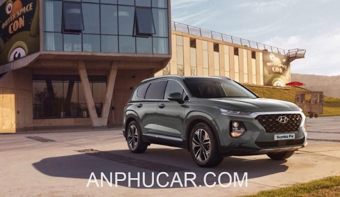 Đánh giá xe Hyundai Santafe 2019 Tiết kiệm nhiện liệu hiệu quả