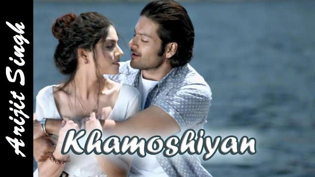 Khamoshiyan Tabs - Arijit Singh