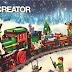 10254樂高冬季火車復活 暌違多年的聖誕假日列車