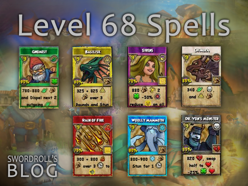 Analyzing The Level 68 Spells Plant A Palooza And December