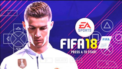 Download Pes Mod Fifa 18 Patch Jogress V3 Ppsspp Full Transfer For Android Terbaru