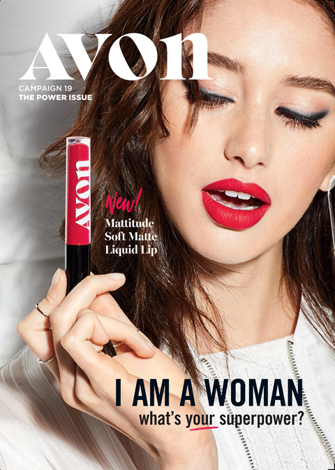 Avon Campaign 19 2019 Brochure/The Book Online