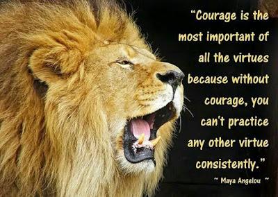 Lion Practice Quotes