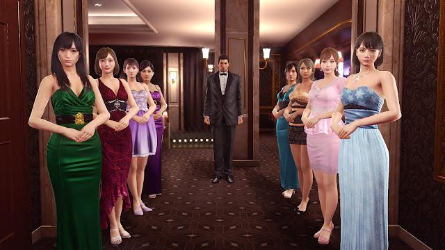 Yakuza Kiwami 2 PC Full imagenes
