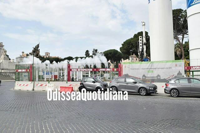 """Metro C scrive al Governo: subito un commissario per l'opera. """"Grave paralisi del Comune di Roma"""""""