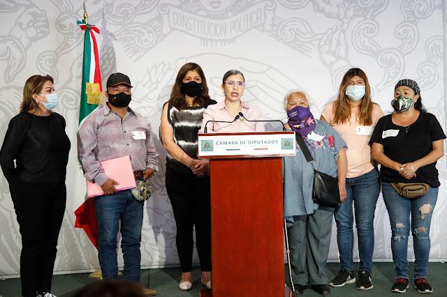 Exigen diputadas a autoridades y al gobierno de Chiapas inmediata justicia a los casos de feminicidio
