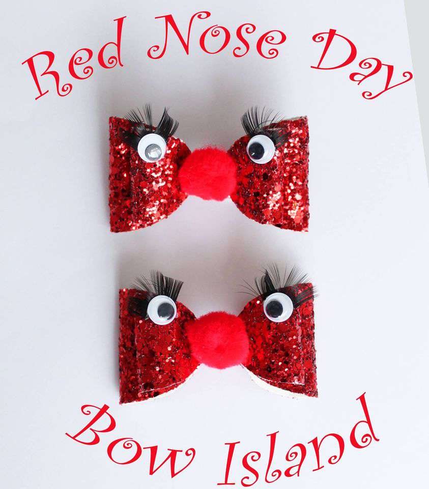 Red Nose Day Wishes Lovely Pics