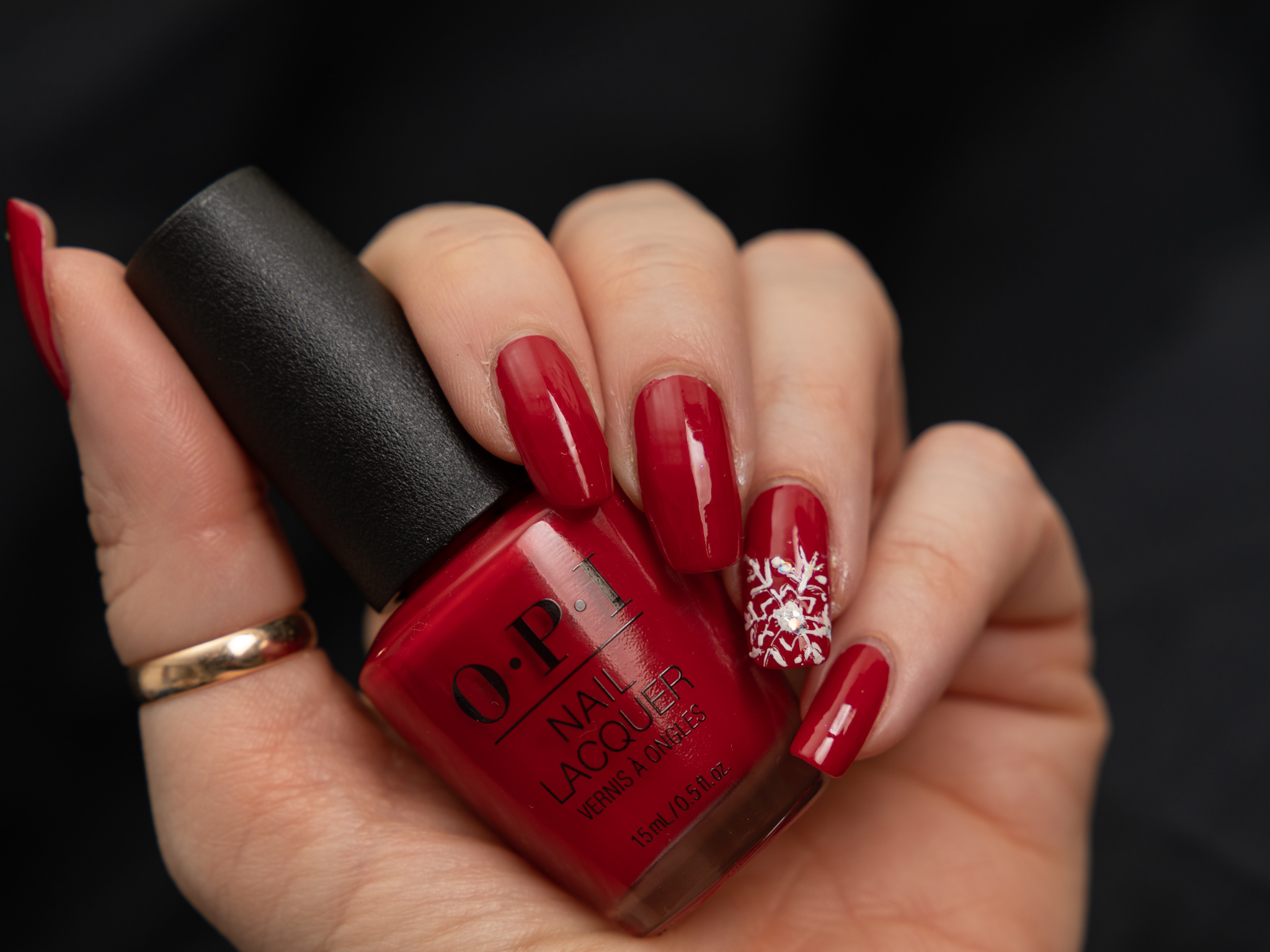 punaiset kynnet