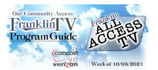 """Franklin TV:  view """"Frank Presents"""" candidate interviews"""