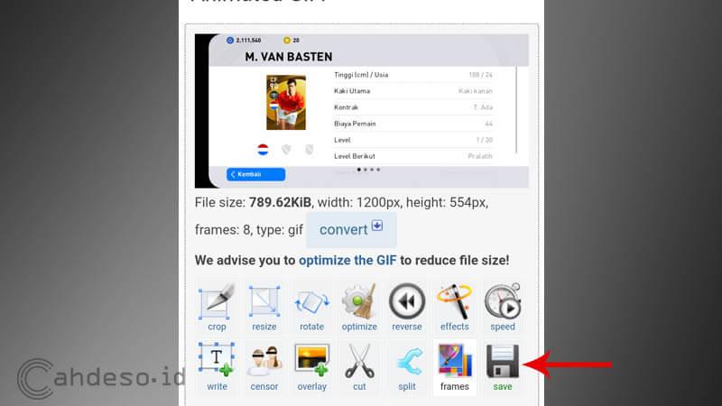 Cara Membuat GIF Online di iPhone dan Android
