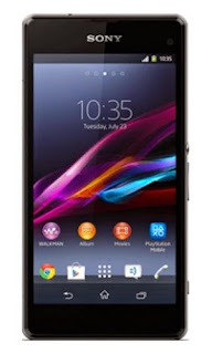 Firmware Sony Xperia Z1 Compact D5503