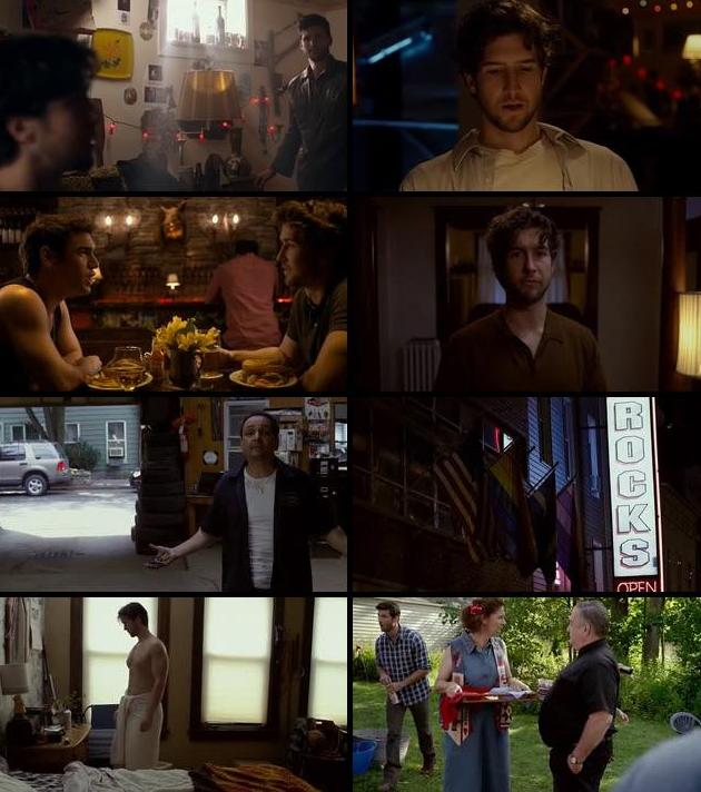 4th Man Out 2016 English HDRip 500mb