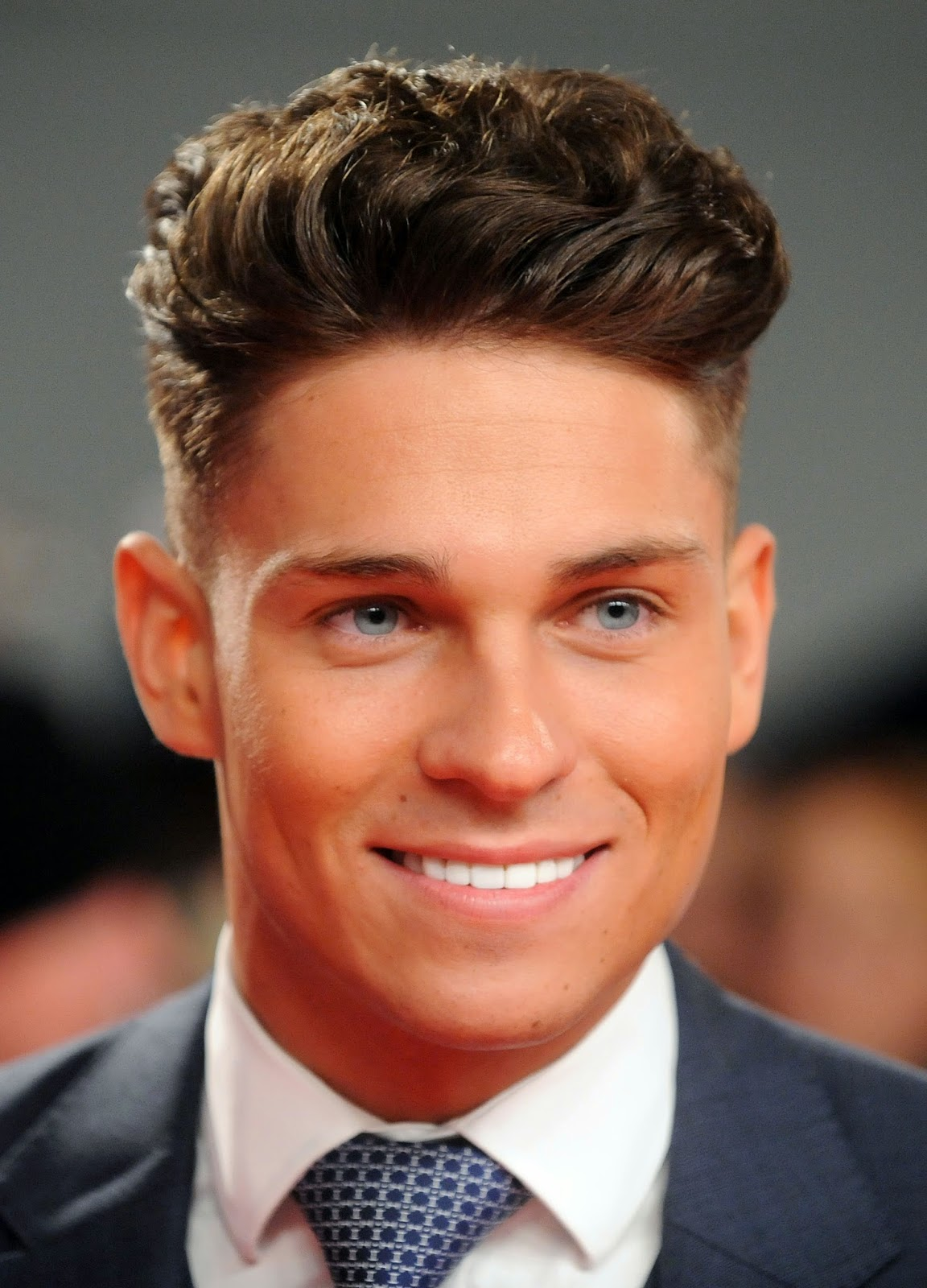 joey essex hair styles the kissed the wight weekend 5672
