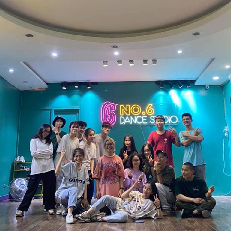 [A120] Ưu đãi: Học nhảy HipHop tại Hà Nội ở đâu rẻ, chất lượng nhất?