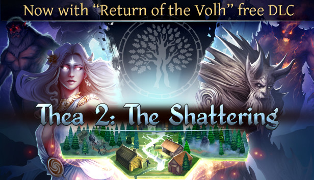 Thea 2 The Shattering Return of the Volh PC Game Download