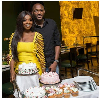 More Photos From Annie Idibia's 34th Birthday Dinner Hosted By Her Husband, 2face