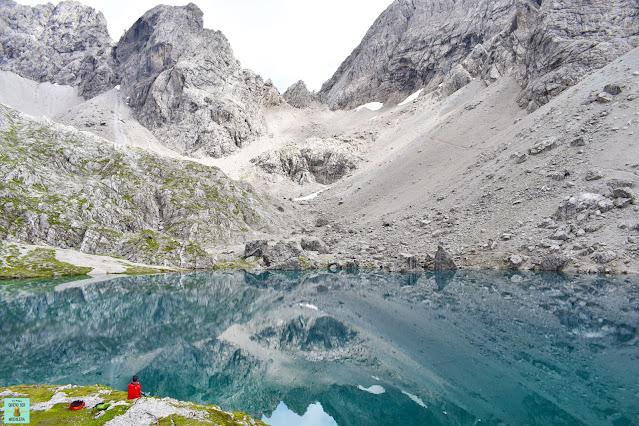 Laserzsee en Osttirol, Austria