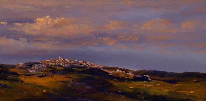 Великолепные пейзажи. William Berra 19