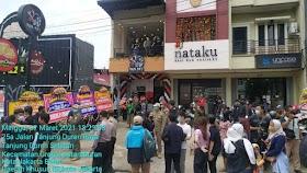 Opening Restoran Dihadiri Rizky Billar Dibubarkan Satpol PP